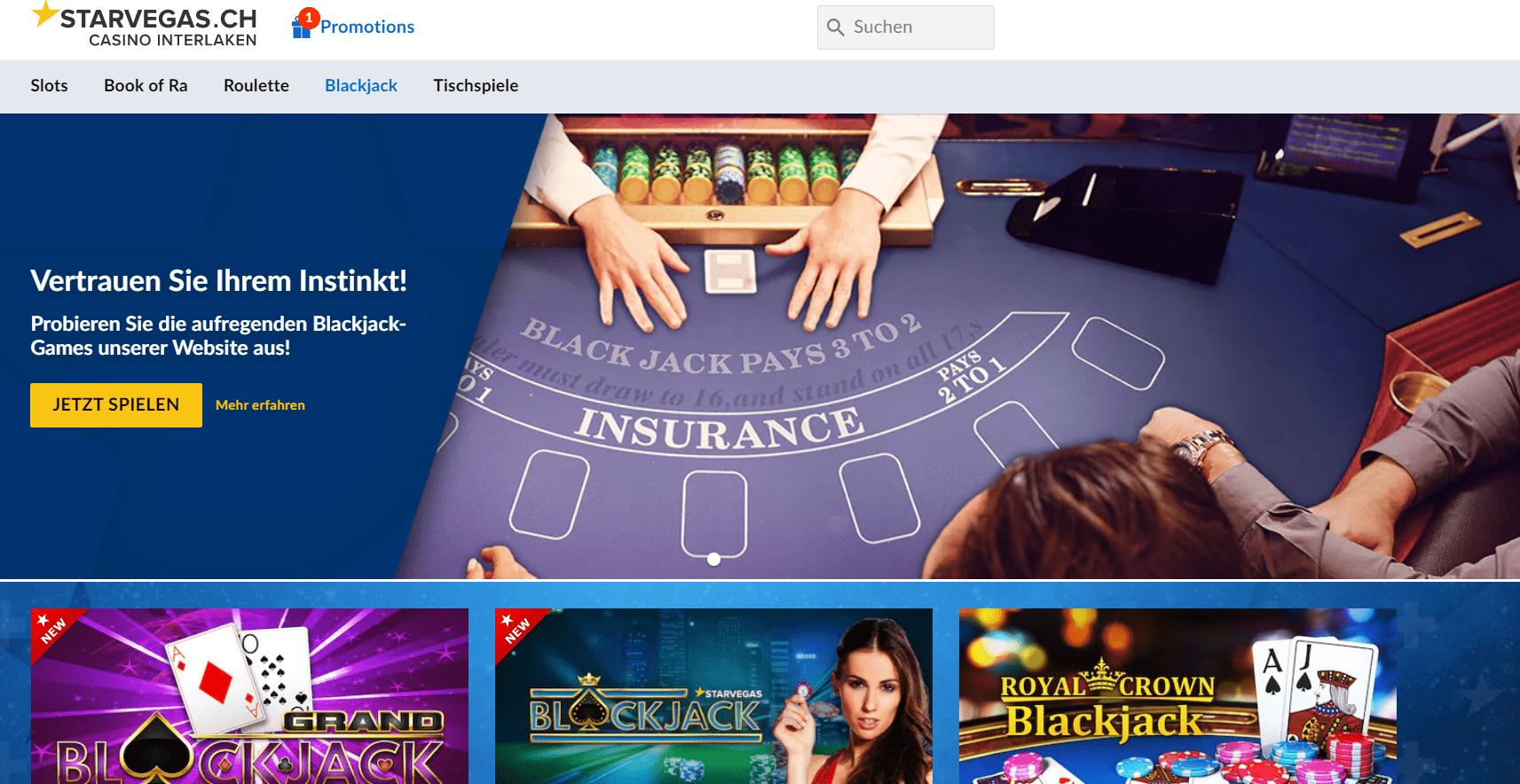 Online Casino Ch